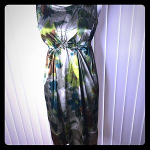 SATIN DRESS VERA BY VERA WANG SIZE 6